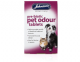 Johnson's Dog and Cat Pre-biotic Pet Odour Tablets